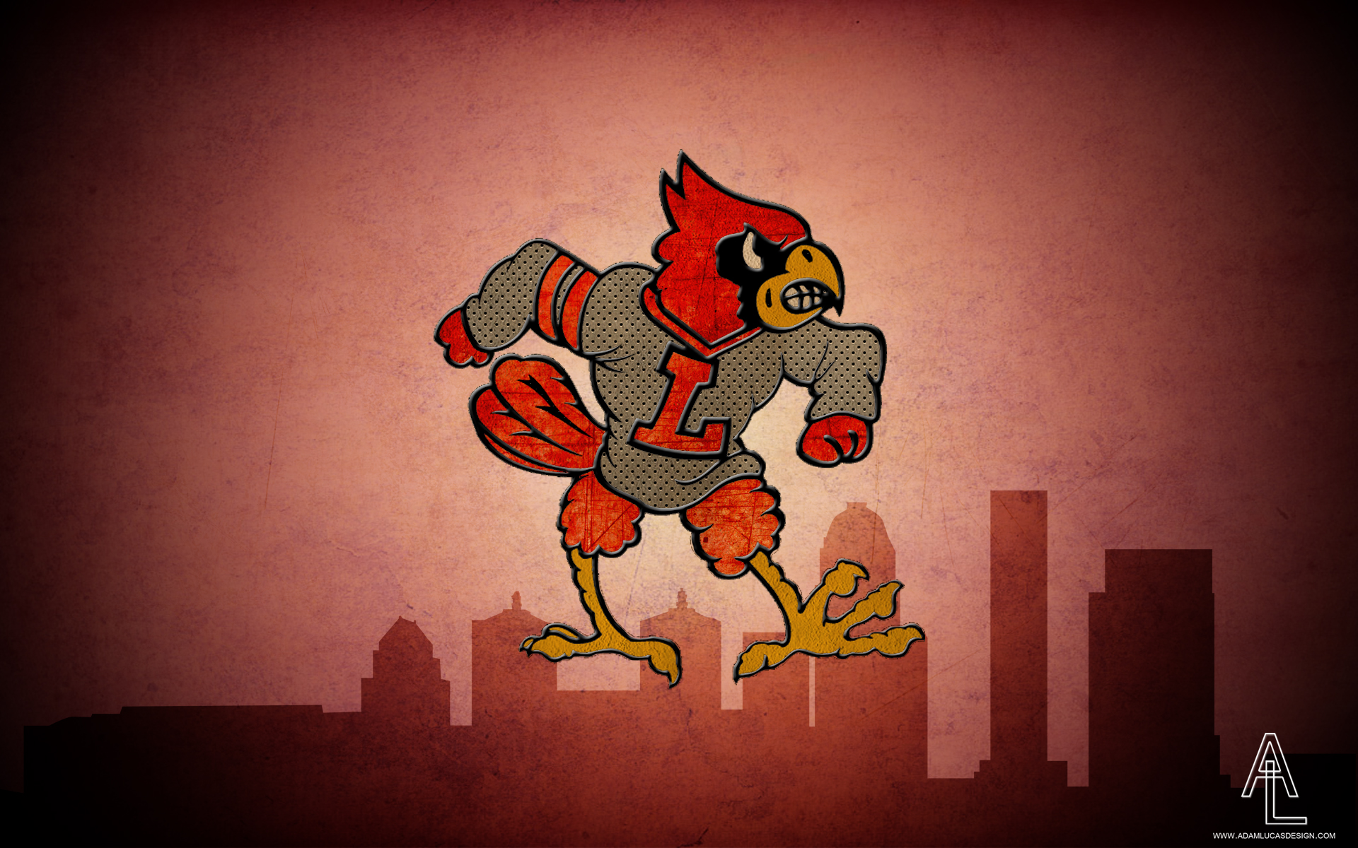 Louisville Cards Background