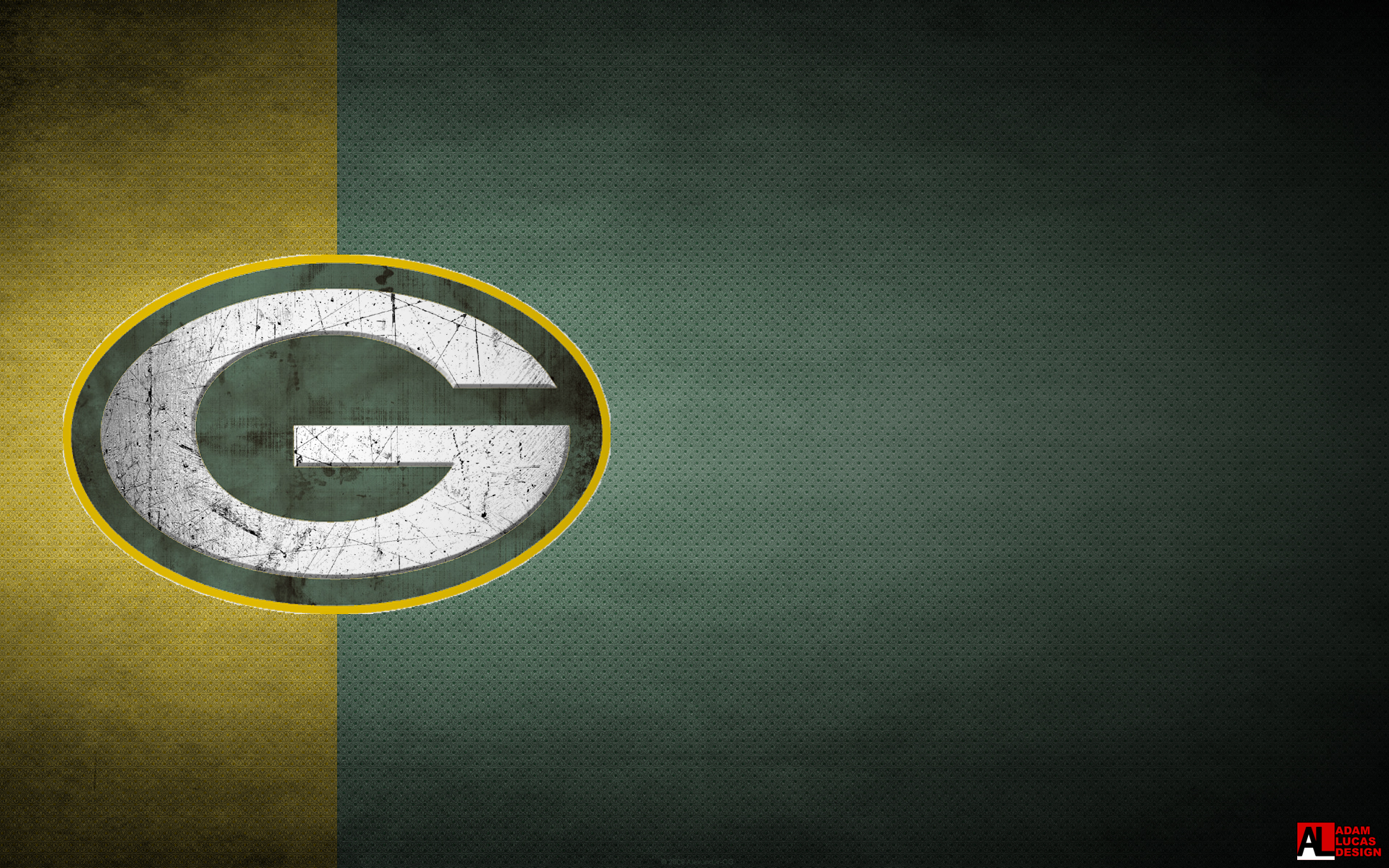 Green Bay Packer Wallpaper: NFL (NFC) Logo Wallpaper (Mobile And Desktop)